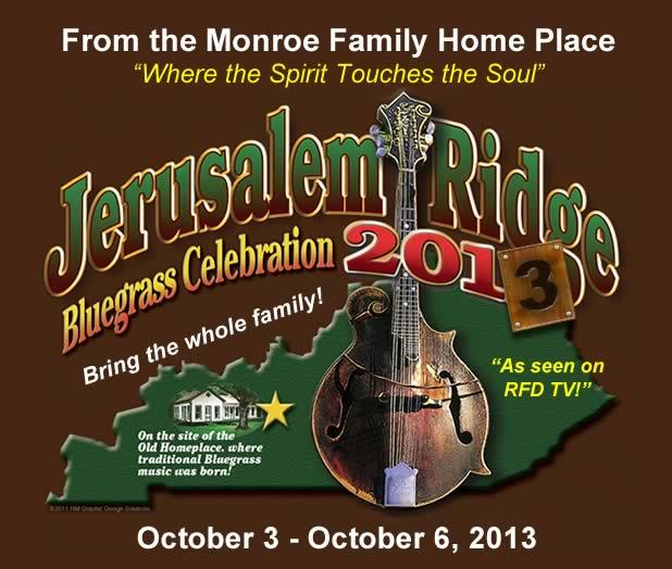 Jerusalem Ridge Festival